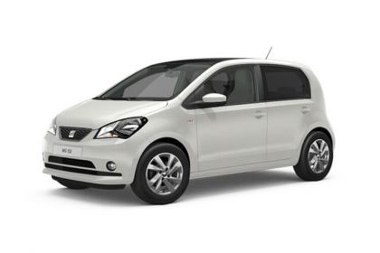 Lease SEAT Mii car leasing