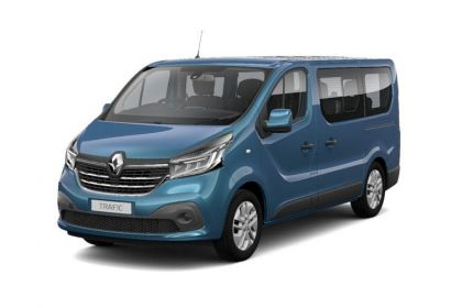 Lease Renault Trafic car leasing